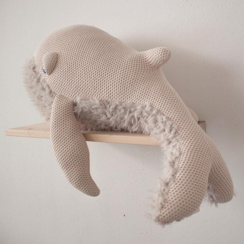 BigStuffed Mama Whale, Big (PRE-ORDER OCT) - Hello Little Birdie