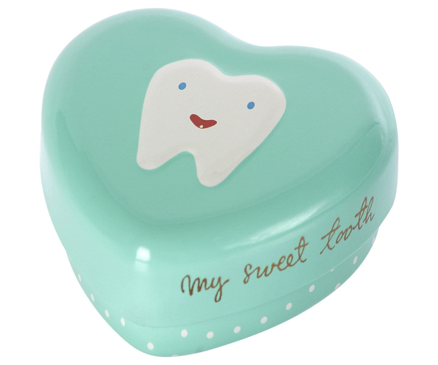 Maileg My Tooth Box, Gold