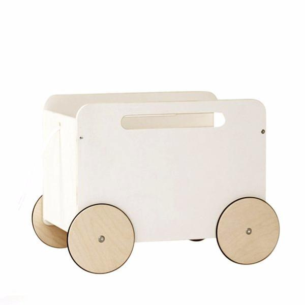 Ooh Noo Storage Toy Box on Wheels (PRE-ORDER MAY)