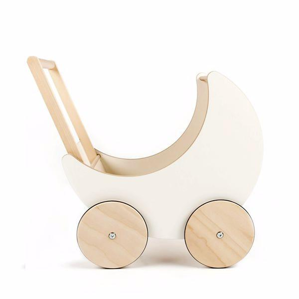 Ooh Noo Toy Pram (PRE-ORDER MARCH)