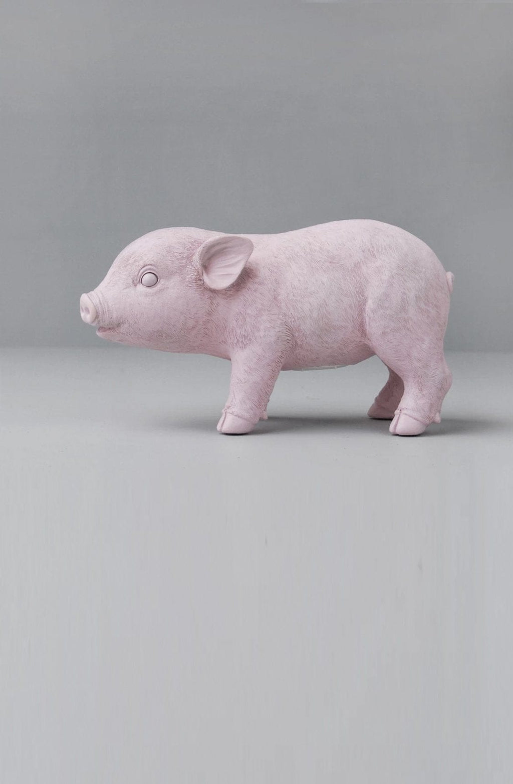 WHITE MOOSE PIG MONEY BOX, PINK - Hello Little Birdie