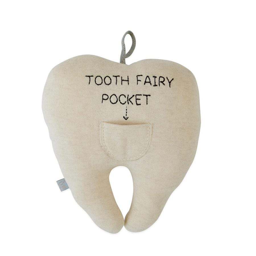OYOY Tooth Fairy Cushion - Hello Little Birdie
