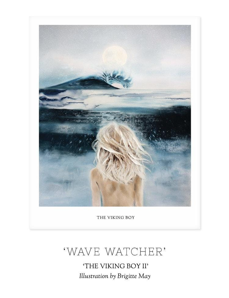 Unclebearskin Productions, THE VIKING BOY CHAPTER II - 'WAVE WATCHER' - Hello Little Birdie