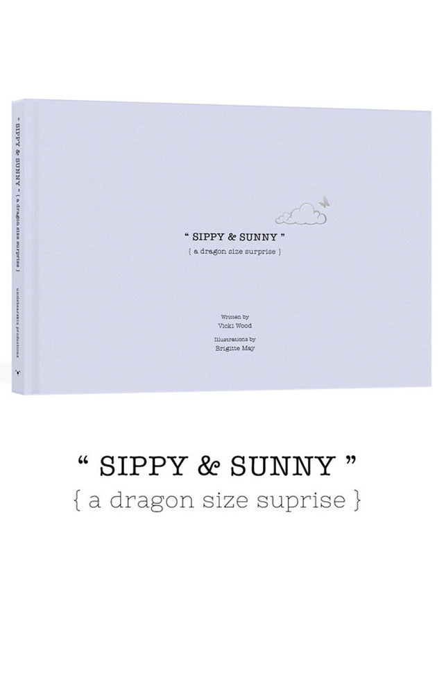SIPPY & SUNNY, a dragon size surprise