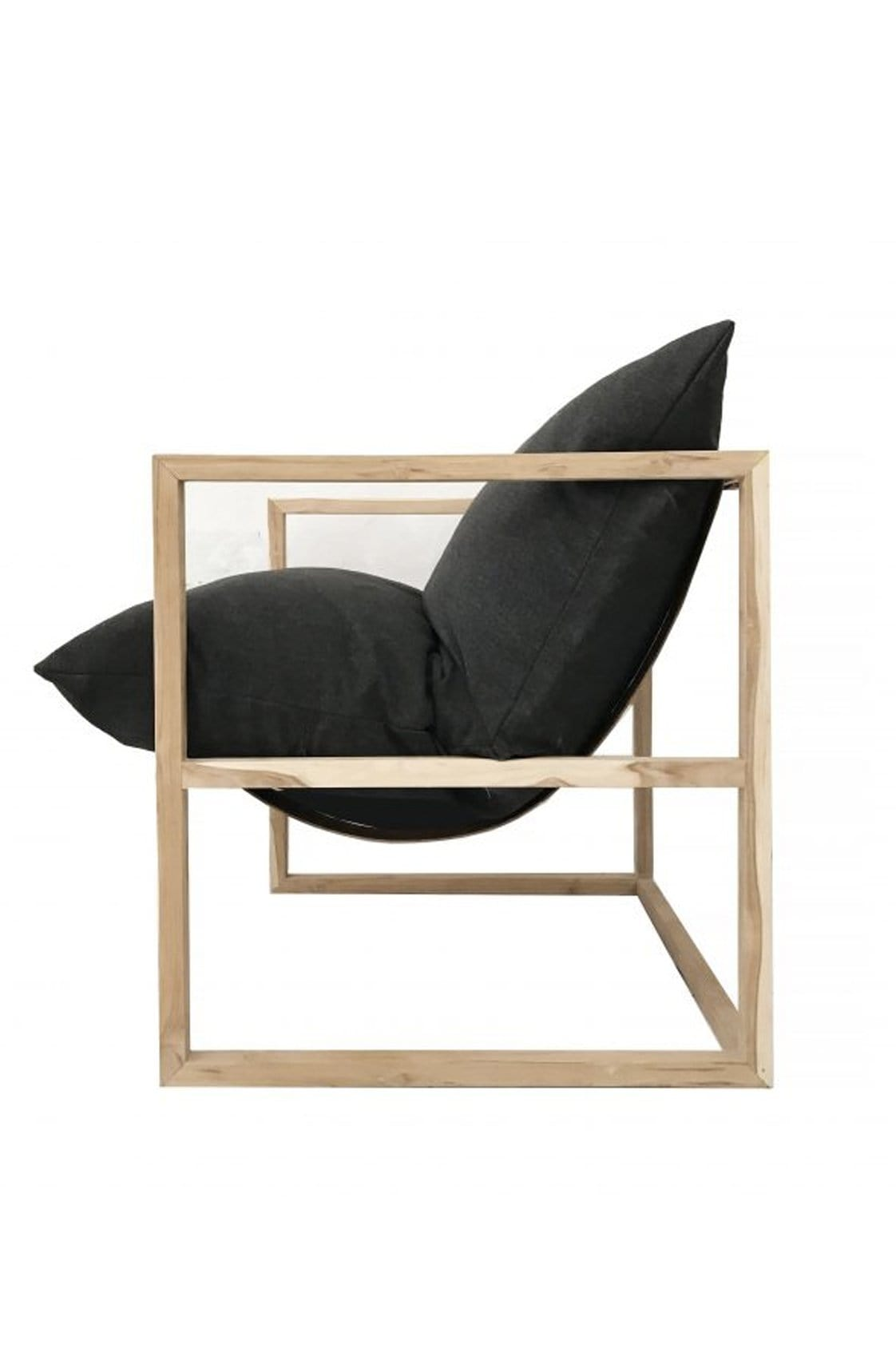 Neve Chair Black - Hello Little Birdie