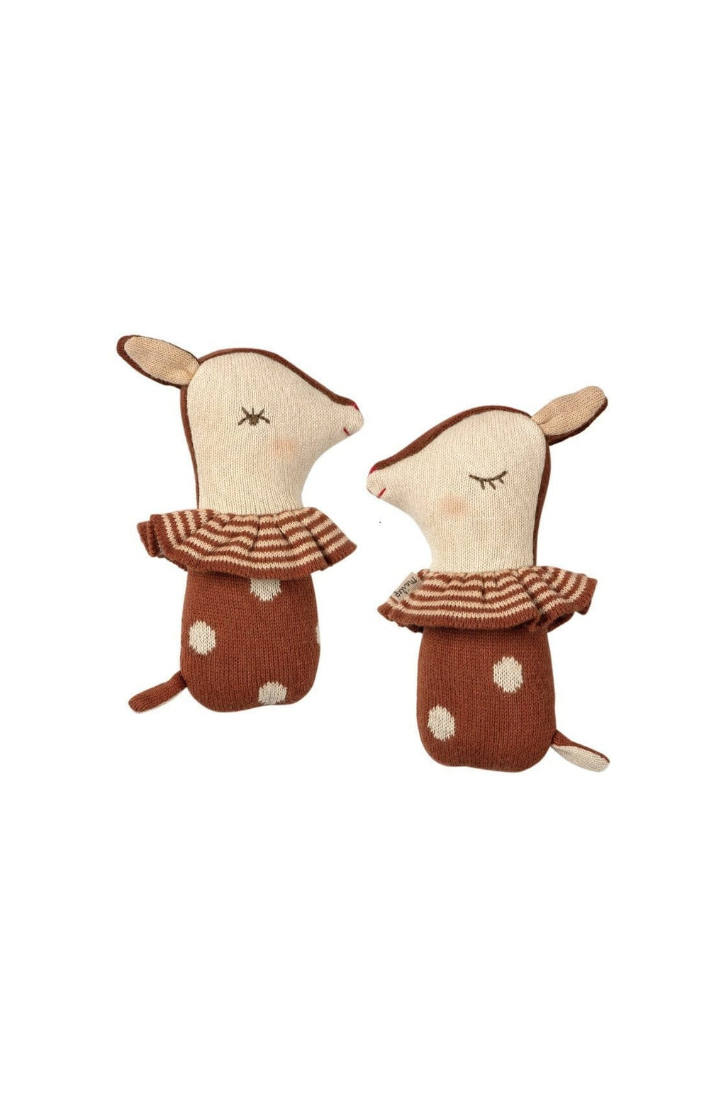 Maileg Bambi Rattle Dusty Rusty - Hello Little Birdie