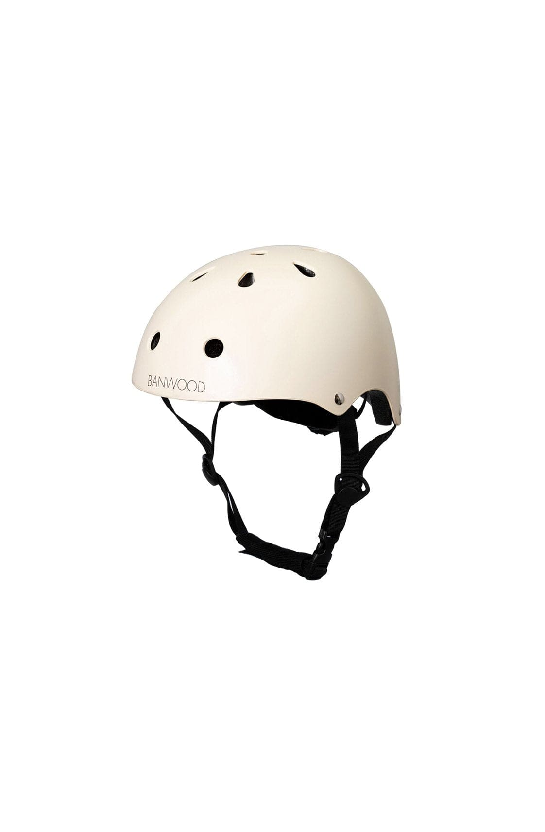 BANWOOD CLASSIC HELMET MATTE CREAM (PRE-ORDER END OCT) - Hello Little Birdie