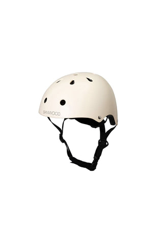 BANWOOD CLASSIC HELMET MATTE CREAM (PRE-ORDER NOV) - Hello Little Birdie