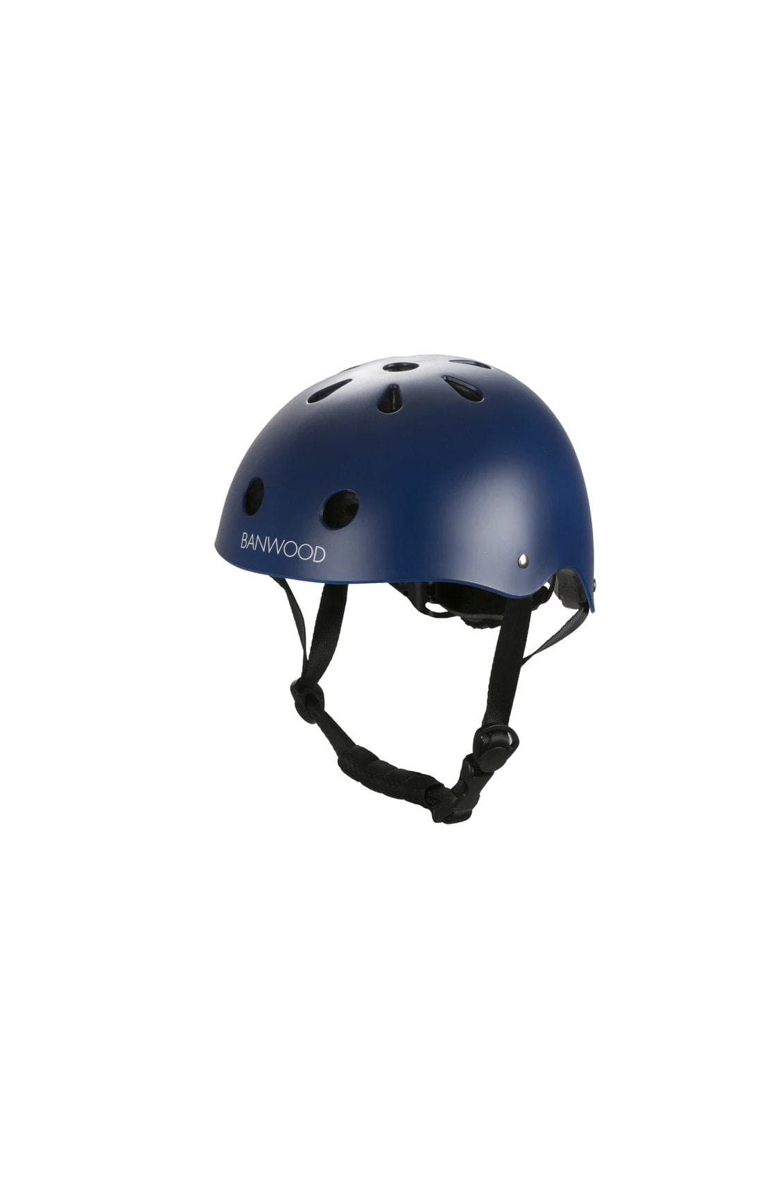 BANWOOD CLASSIC HELMET MATTE NAVY - Hello Little Birdie