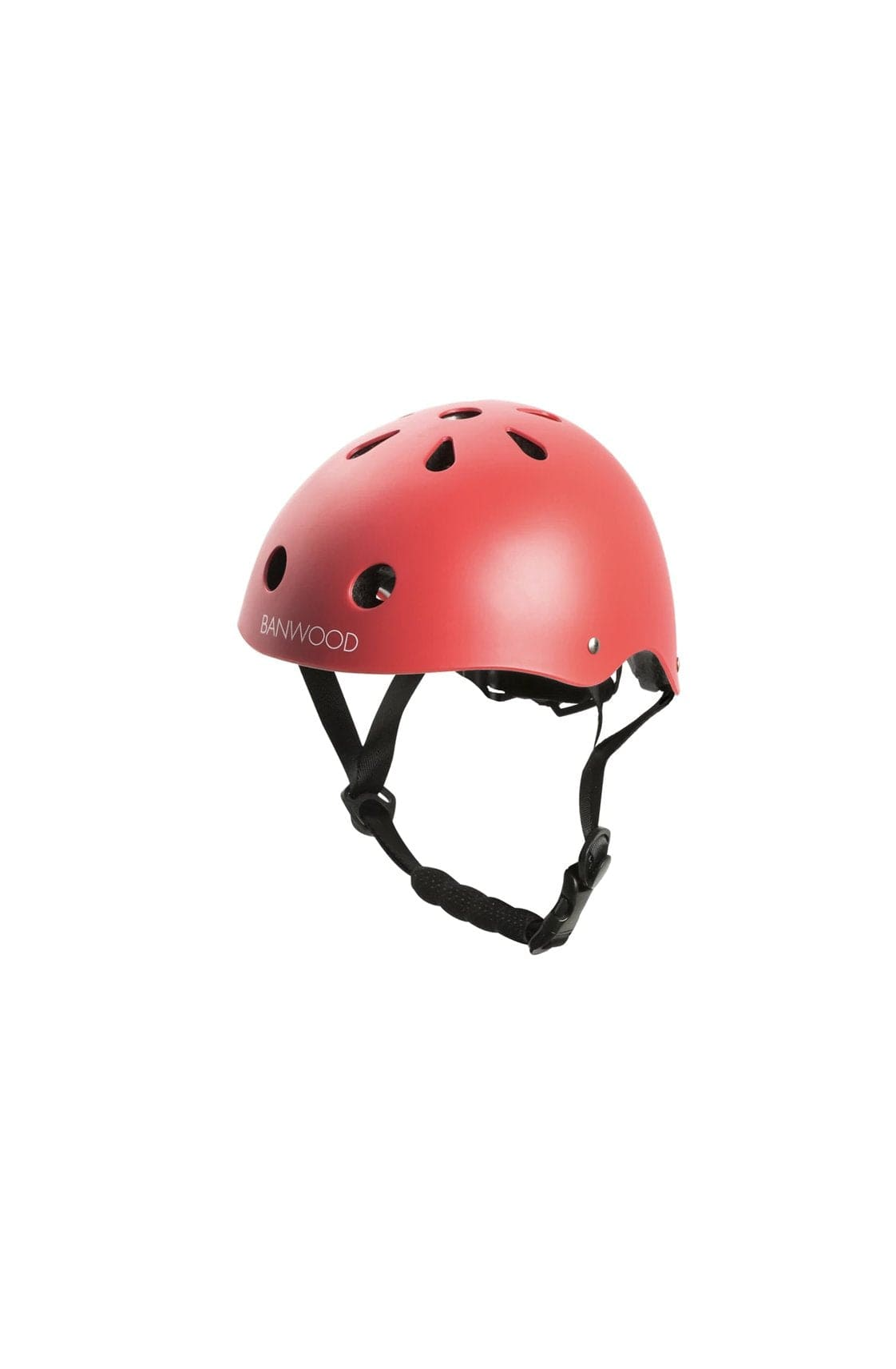BANWOOD CLASSIC HELMET MATTE RED - Hello Little Birdie