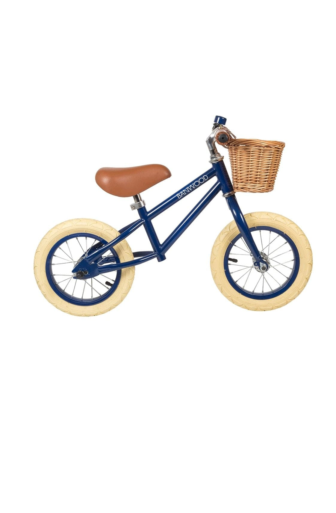 BANWOOD FIRST GO BALANCE BIKE, NAVY BLUE