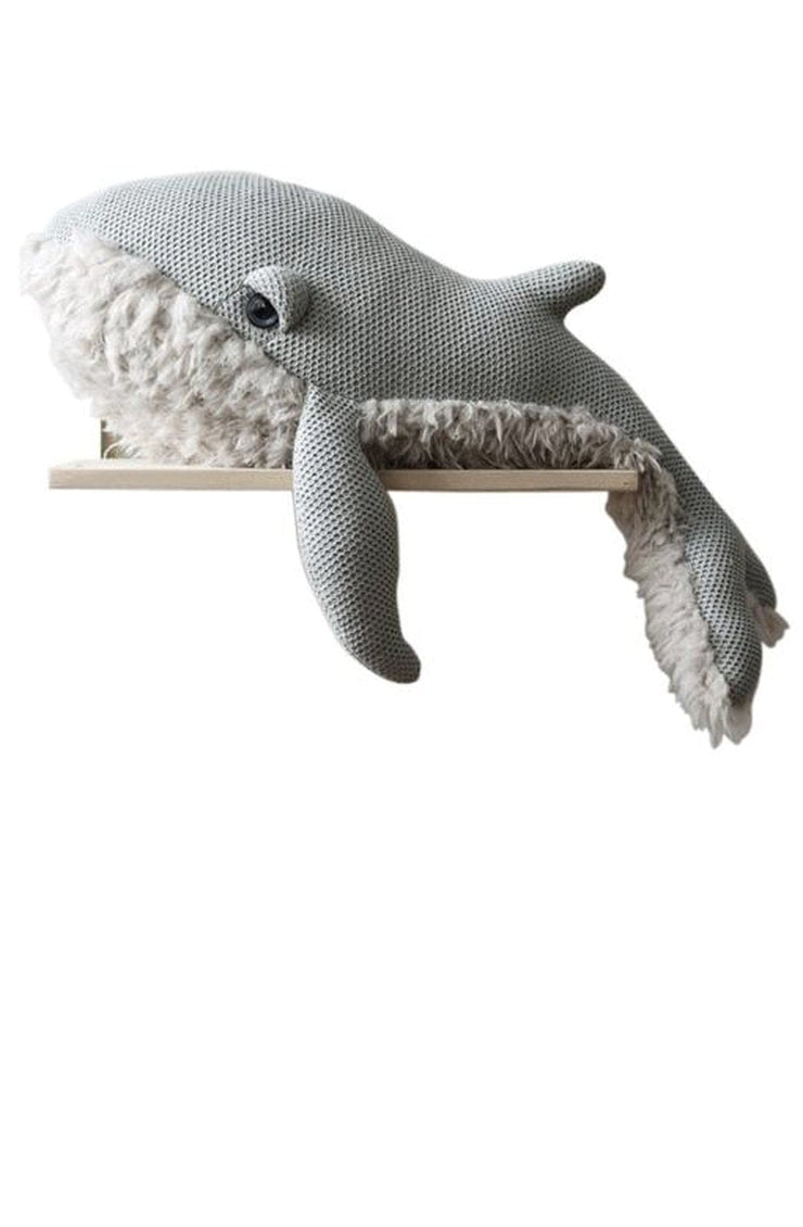 BigStuffed GrandMa Whale, Big - Hello Little Birdie