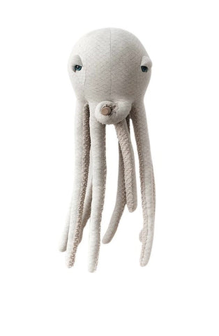 BigStuffed Albino Octopus, Big (PRE-ORDER OCT) - Hello Little Birdie