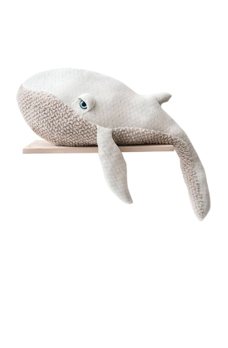 BigStuffed Albino Whale, Big - Hello Little Birdie