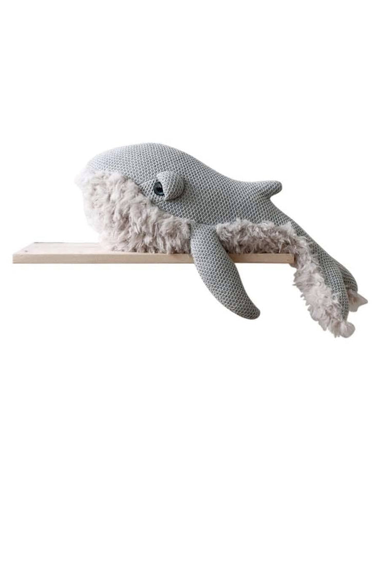 BigStuffed GrandMa Whale, Small (PRE-ORDER FEB) - Hello Little Birdie