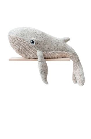 BigStuffed Original Whale, Big - Hello Little Birdie