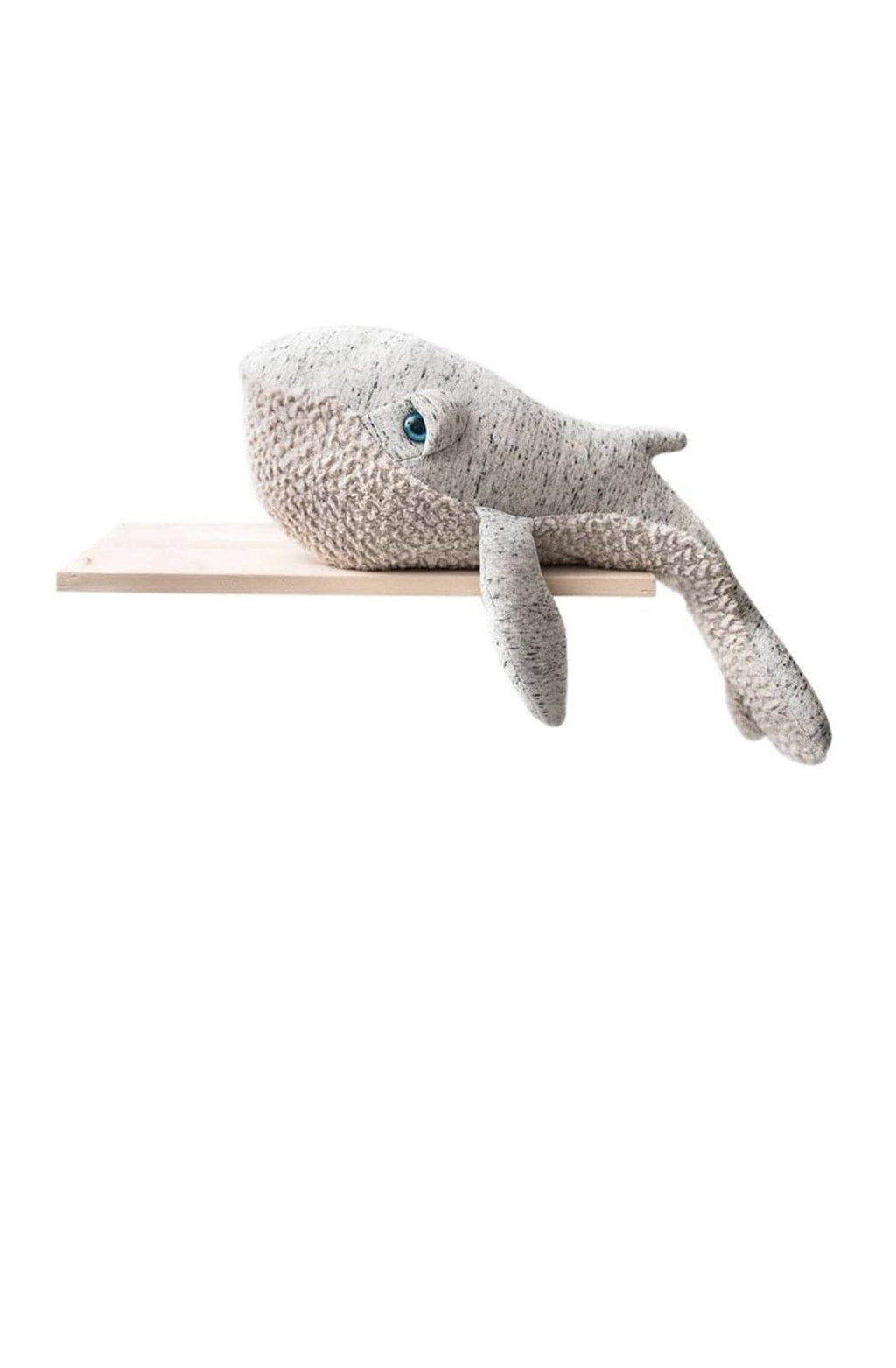 BigStuffed Original Whale, Small - Hello Little Birdie