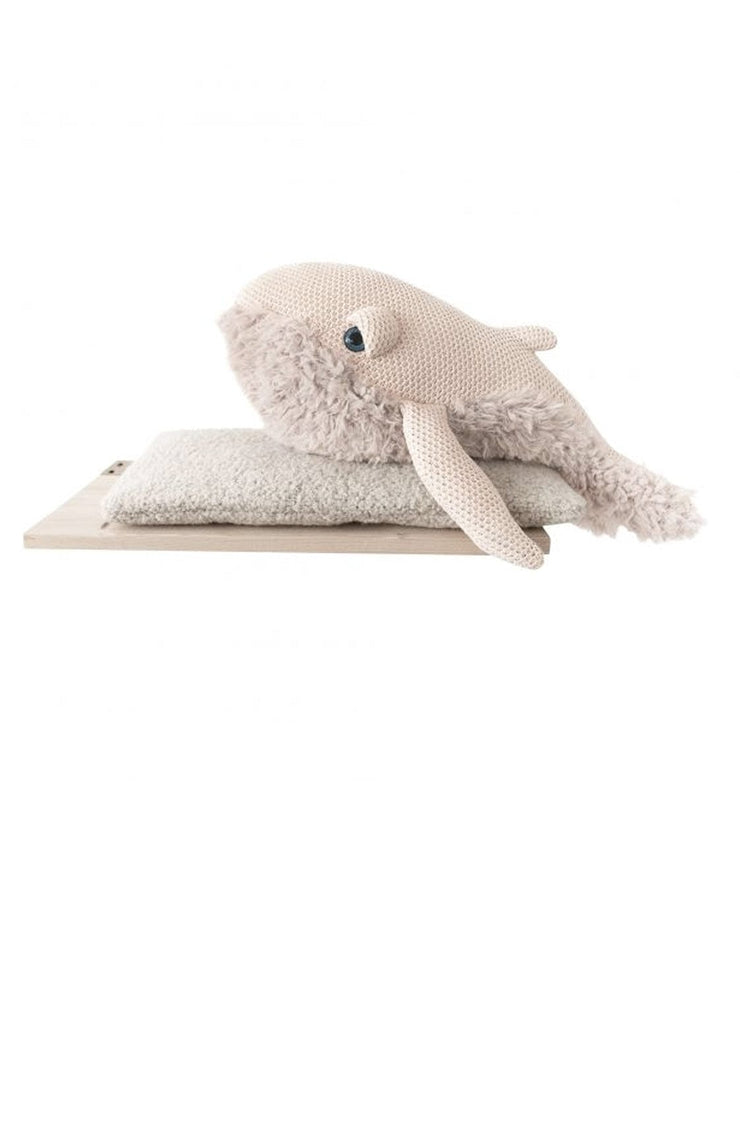 BigStuffed Mama Whale, Small (PRE-ORDER FEB) - Hello Little Birdie