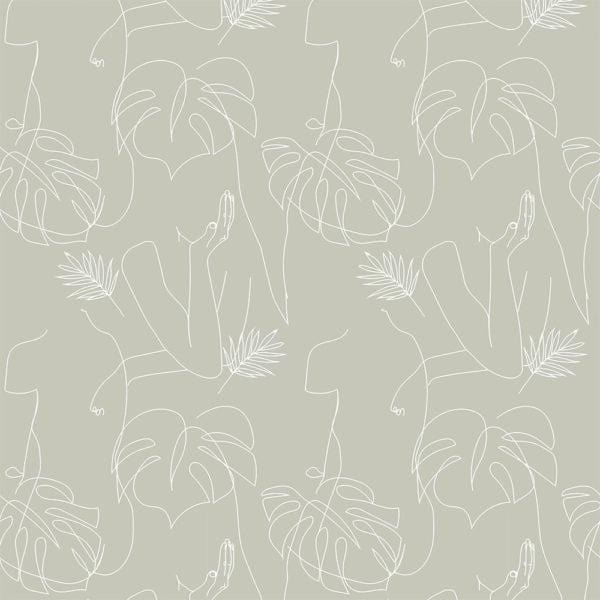 May and Fay, Wallpaper Natural Woman - Hello Little Birdie