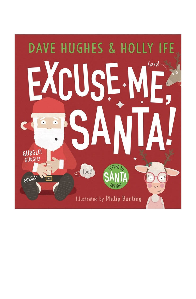 Excuse Me, Santa by Dave Hughes & Holly Ife - Hello Little Birdie