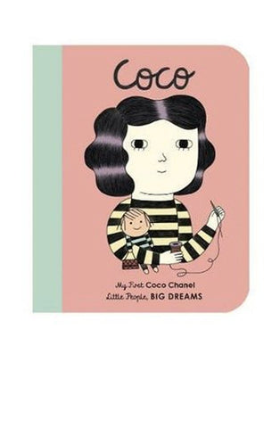 Little People, Big Dreams: Coco Chanel Board Book (PRE-ORDER)