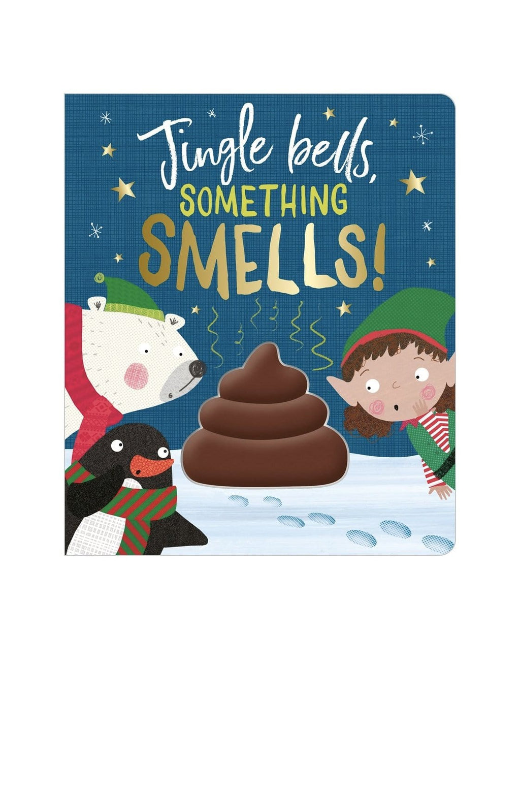 Jingle Bells, Something Smells! - Hello Little Birdie