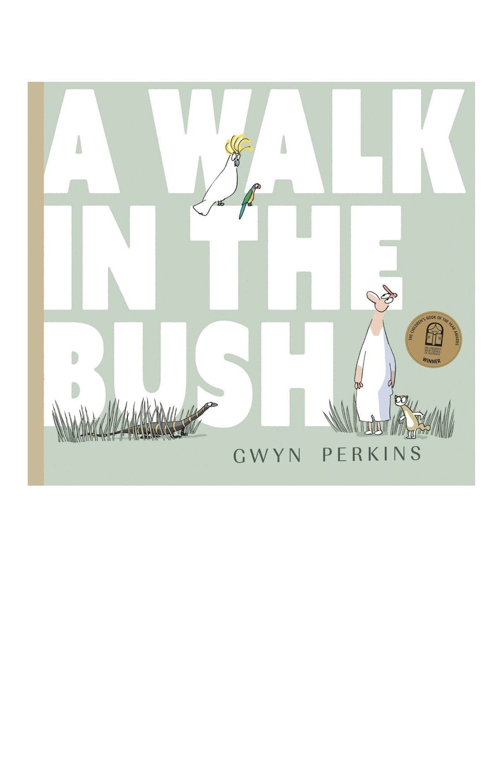 A Walk In The Bush by Gwyn Perkins - Hello Little Birdie