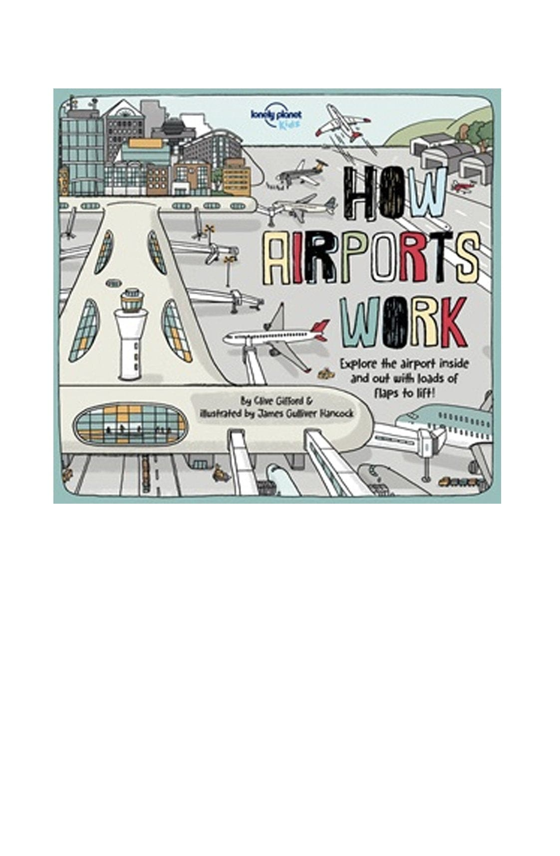 How Airports Work (PRE-ORDER) - Hello Little Birdie