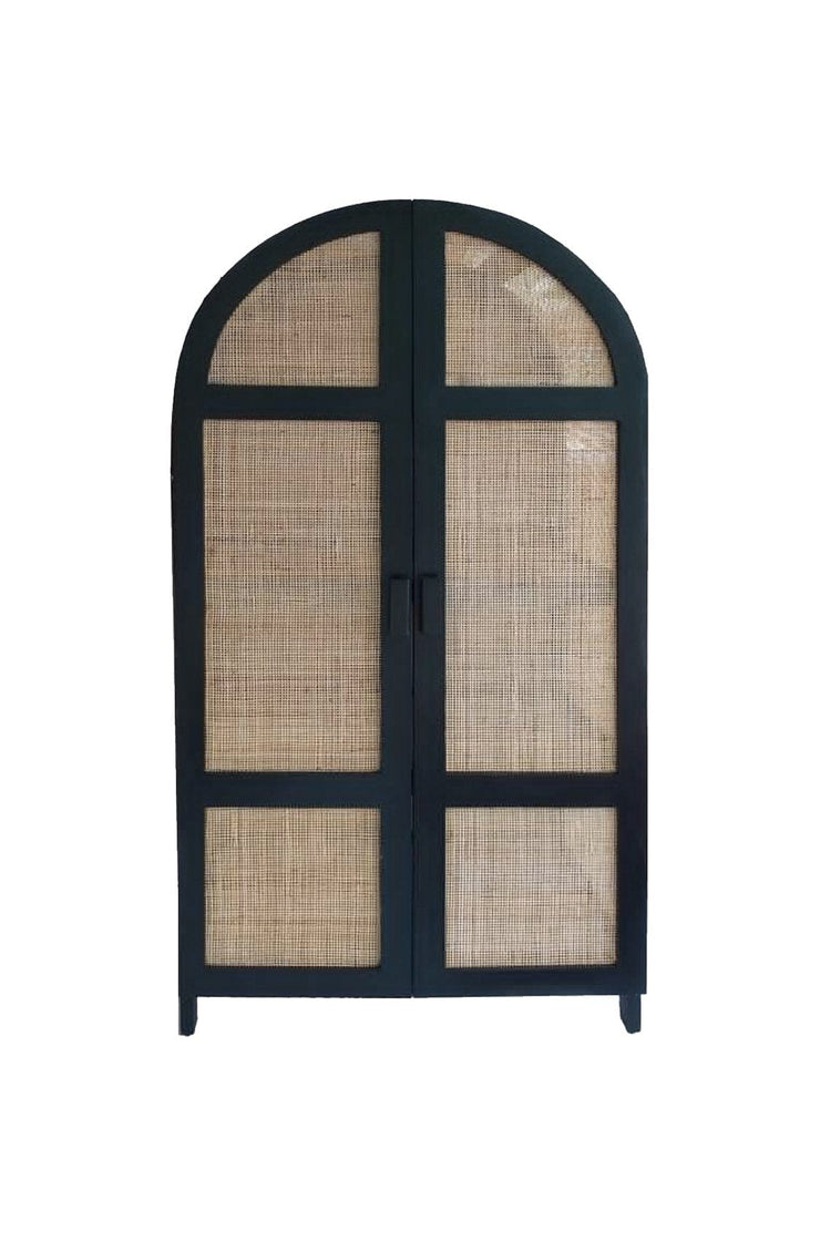 Grace Cabinet Black Frame - Hello Little Birdie