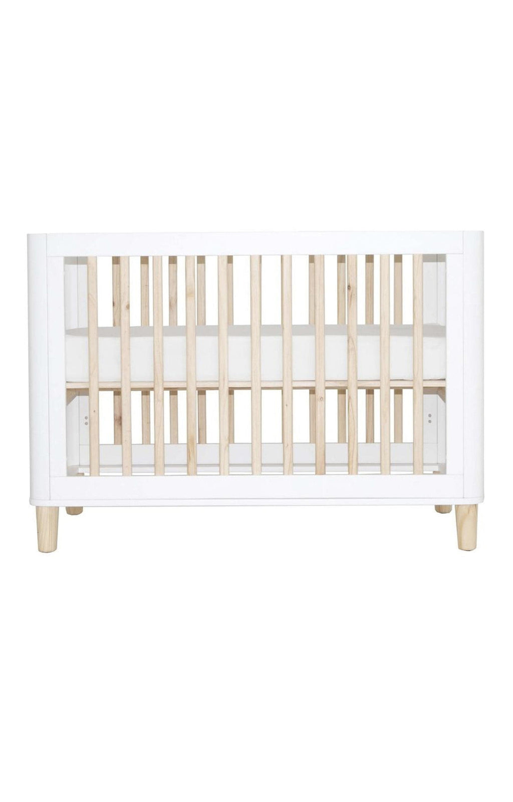 Incy Interiors Teeny Cot Crisp White (PRE-ORDER FEB) - Hello Little Birdie