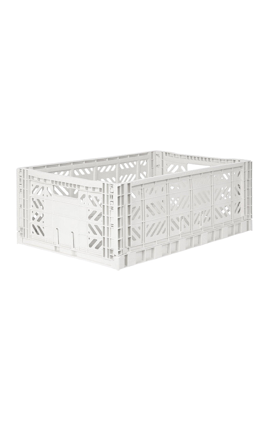 AY-KASA MAXI BOX Storage Crate, Coconut Milk (PRE-ORDER MARCH) - Hello Little Birdie