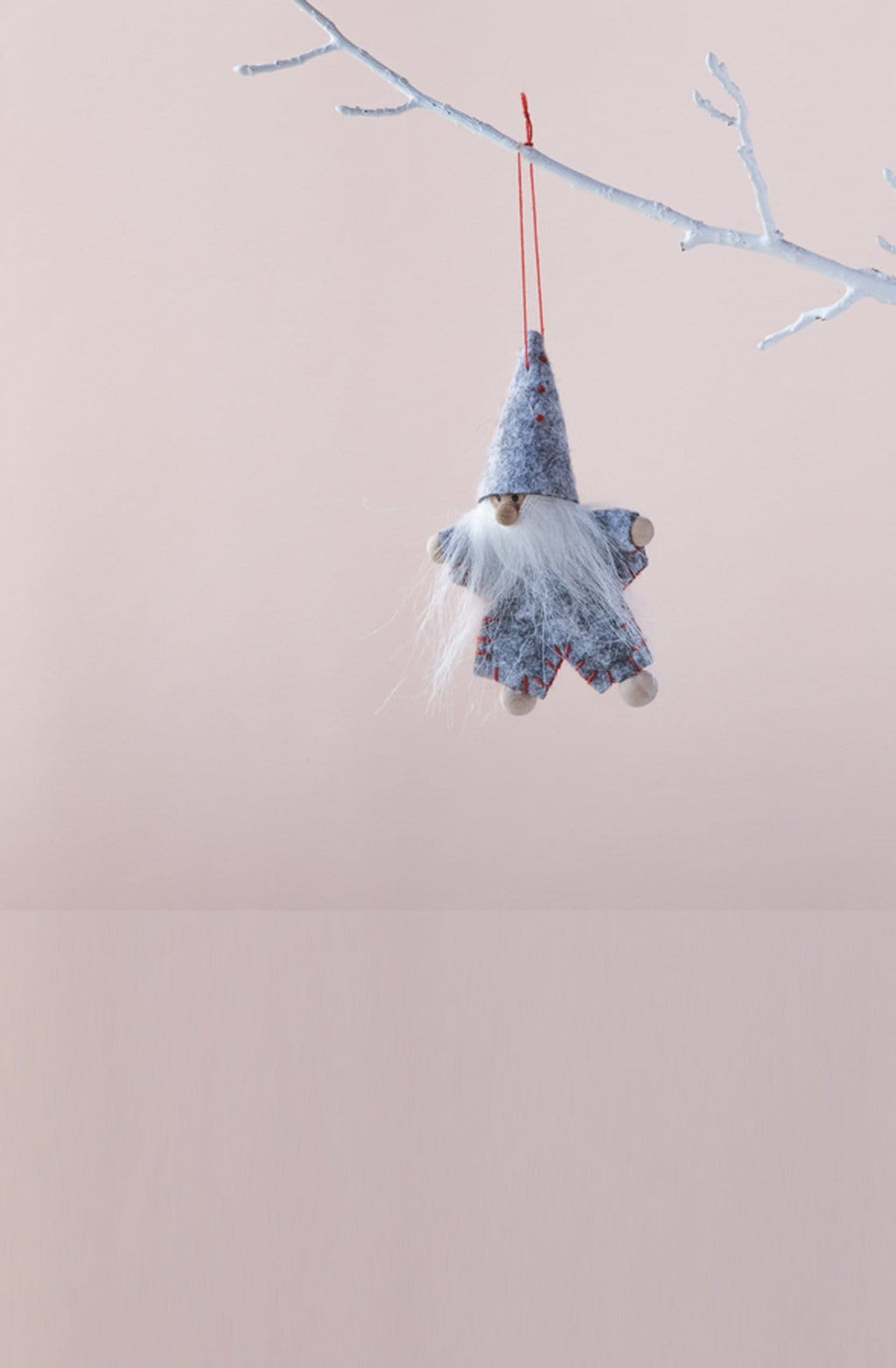 Down To The Woods, Tomte Flat Grey - Hello Little Birdie