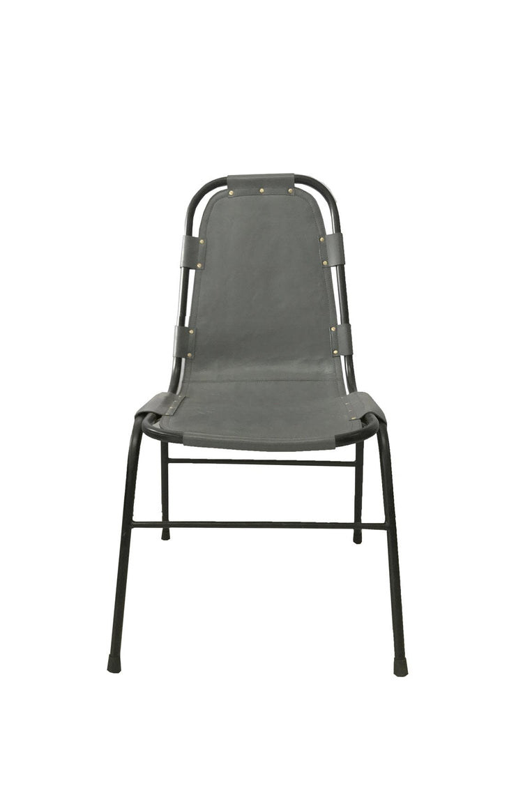 Saddle Chair Grey - Hello Little Birdie
