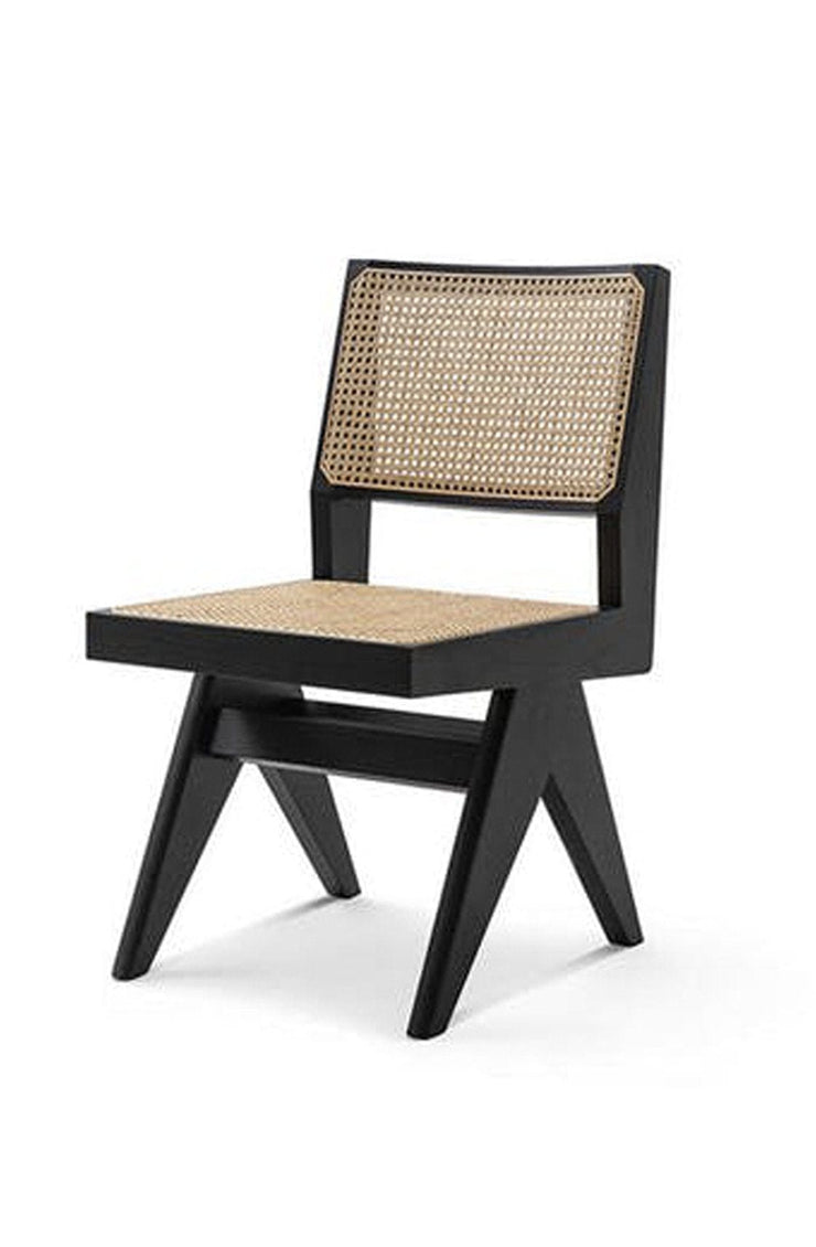 Normann Dining Chair Black - Hello Little Birdie