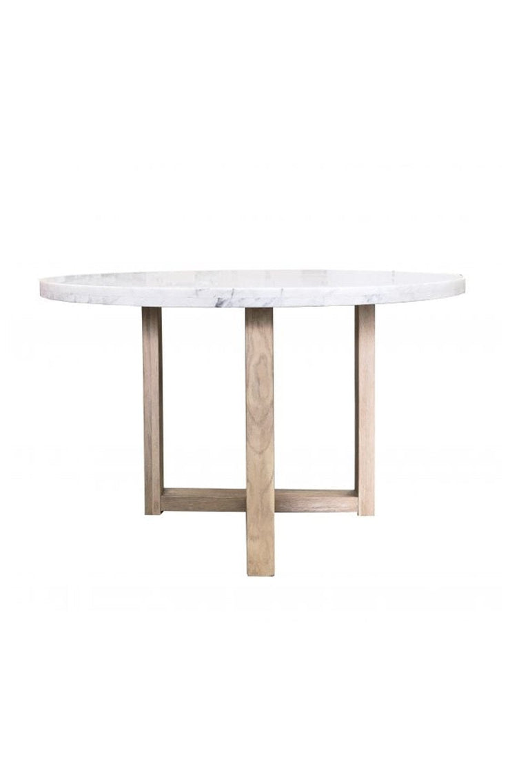 Kuni Marble Dining Table - Hello Little Birdie