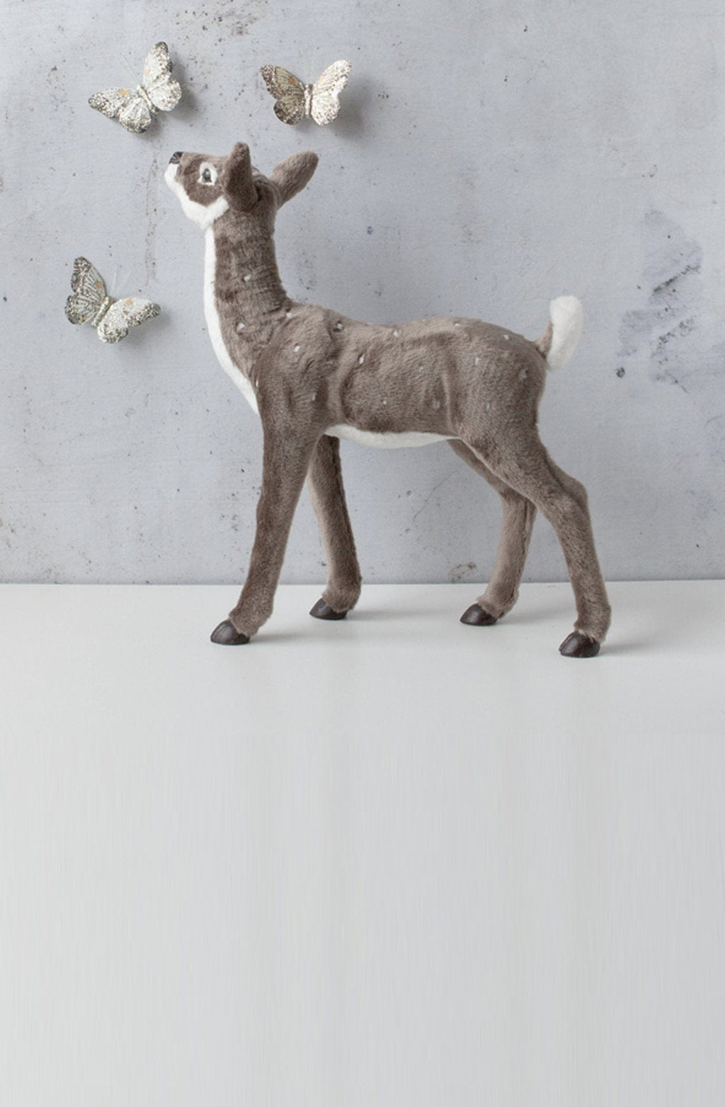 Down To The Woods, Life Size Fawn Grey - Hello Little Birdie