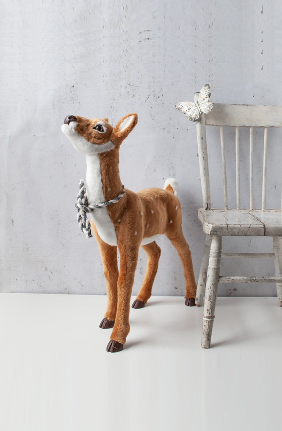 Down To The Woods, Life Size Fawn Natural (PRE-ORDER OCT) - Hello Little Birdie