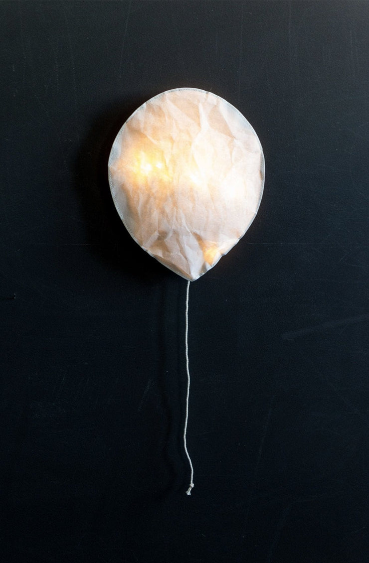 Ekaterina Galera, White Balloon Light Small - Hello Little Birdie