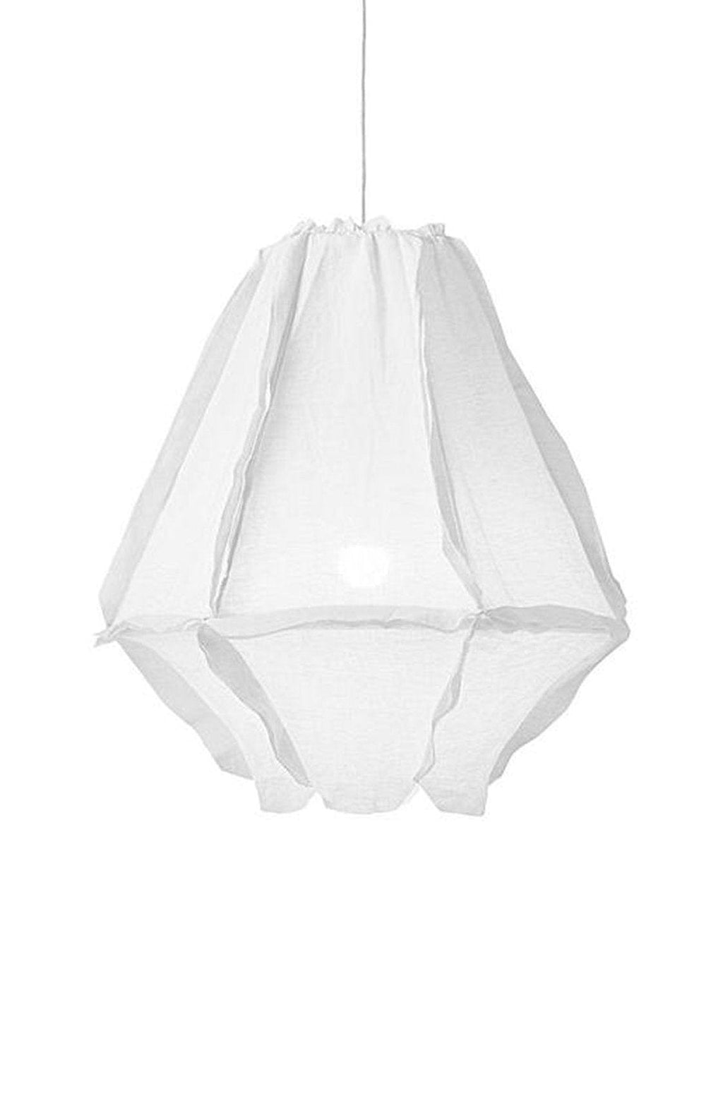 ENOKI CUMULUS PENDANT LIGHT WHITE - Hello Little Birdie