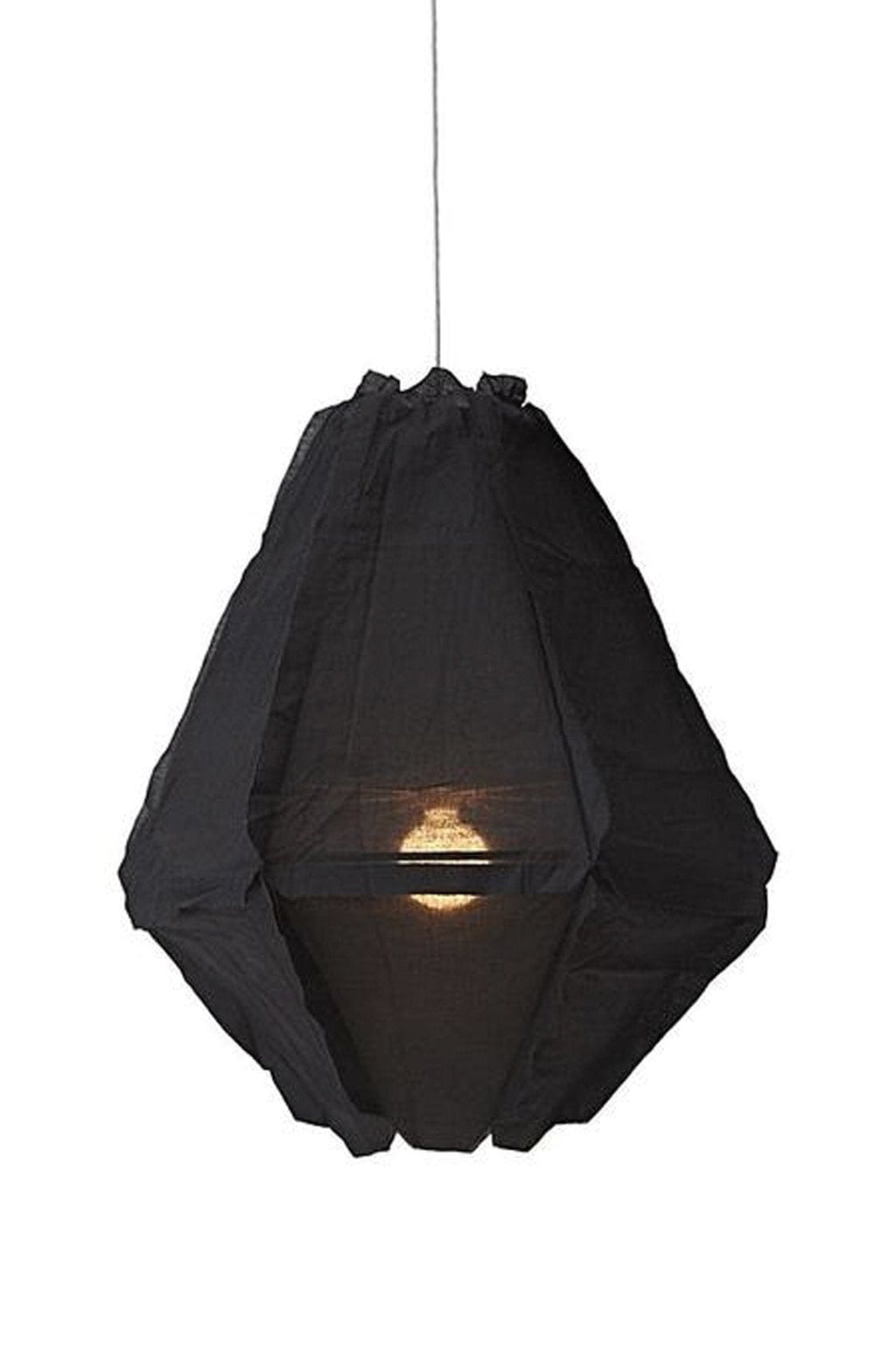 ENOKI CUMULUS PENDANT LIGHT BLACK - Hello Little Birdie