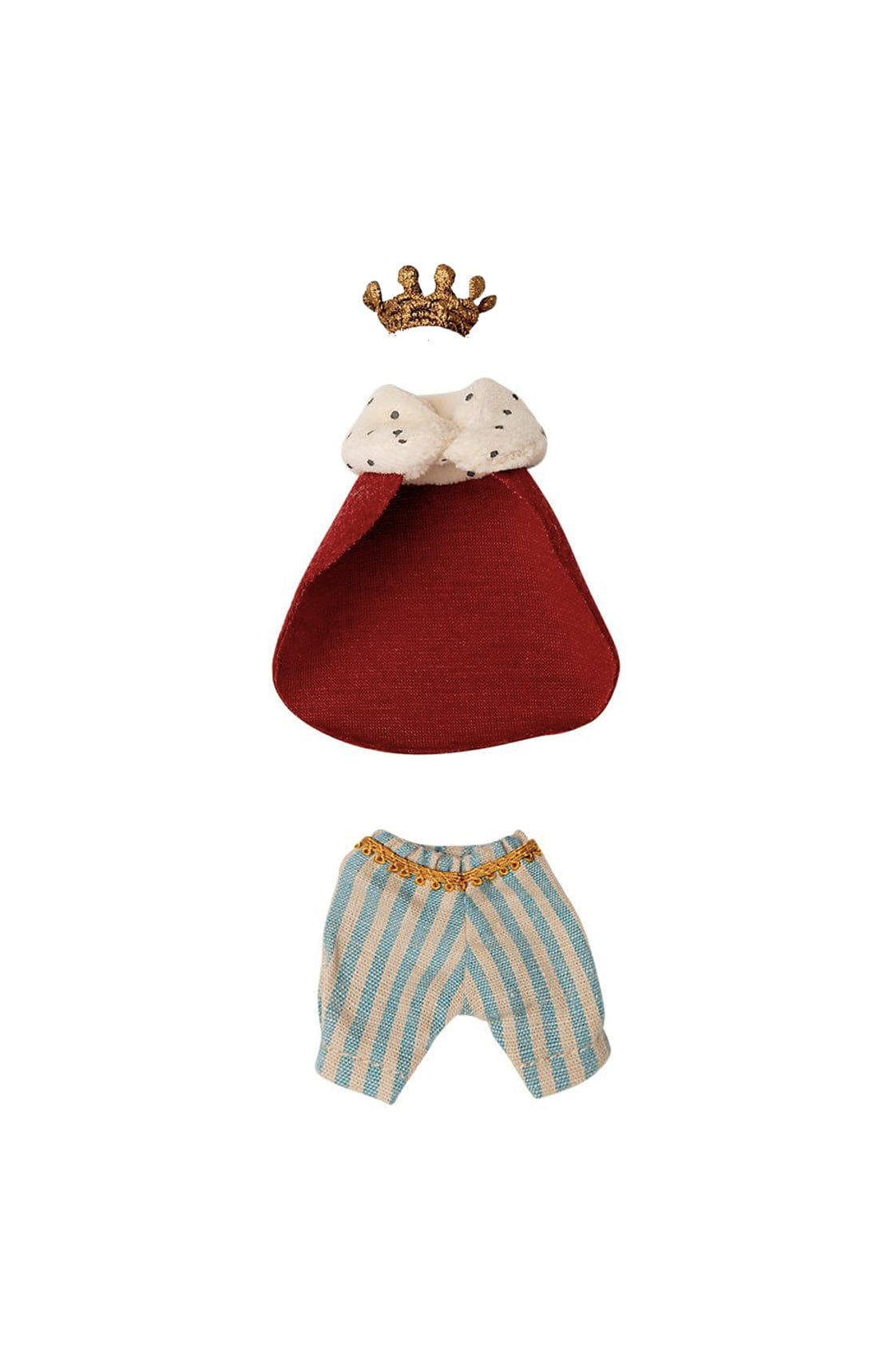 Maileg King Clothes For Mouse - Hello Little Birdie