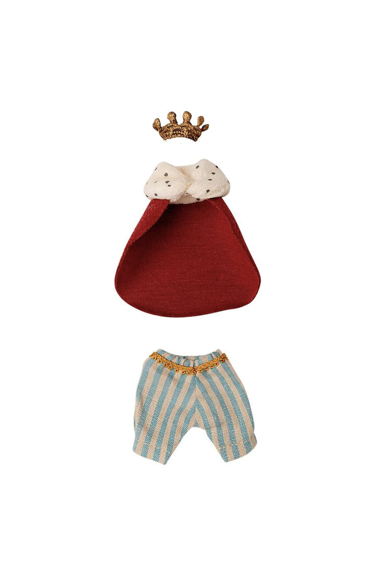 Maileg King Clothes For Mouse (PRE-ORDER END OCT) - Hello Little Birdie