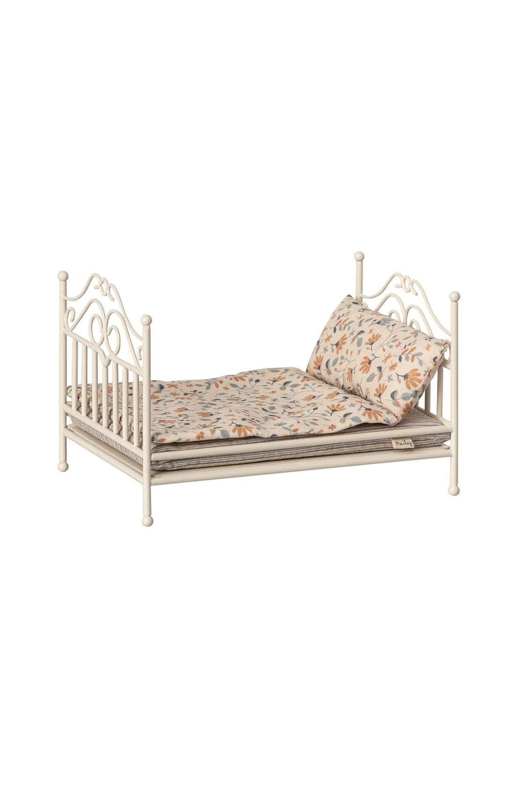 Maileg Vintage Bed Micro soft sand - Hello Little Birdie