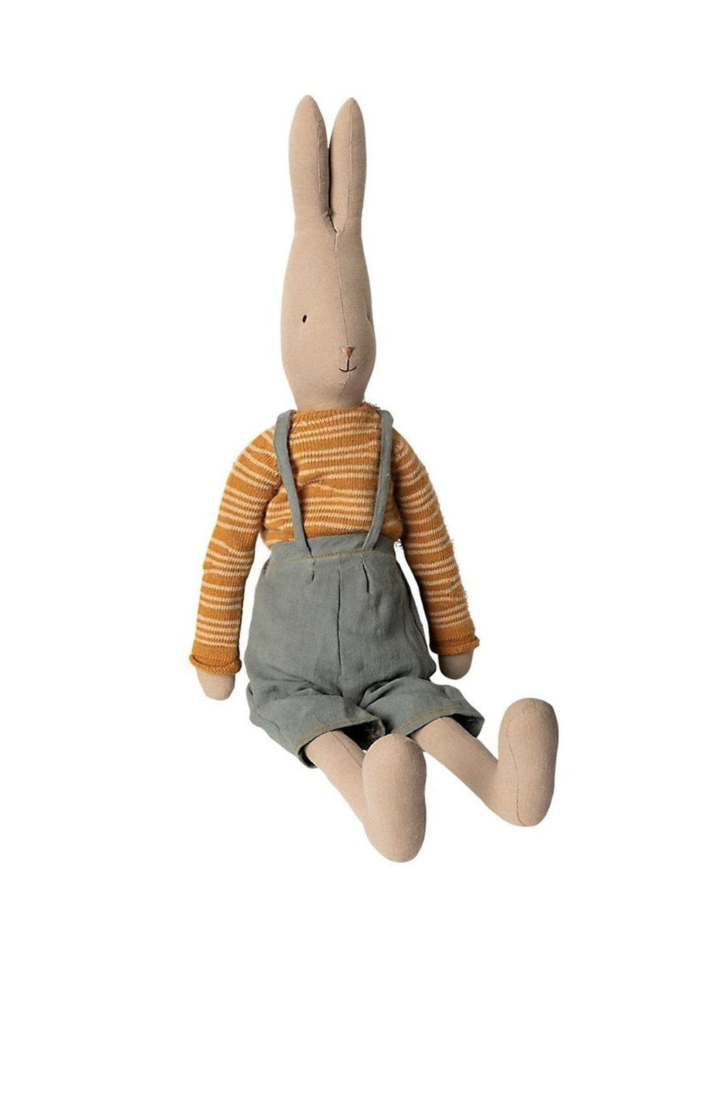 Maileg Rabbit with Overalls 67cm - Hello Little Birdie
