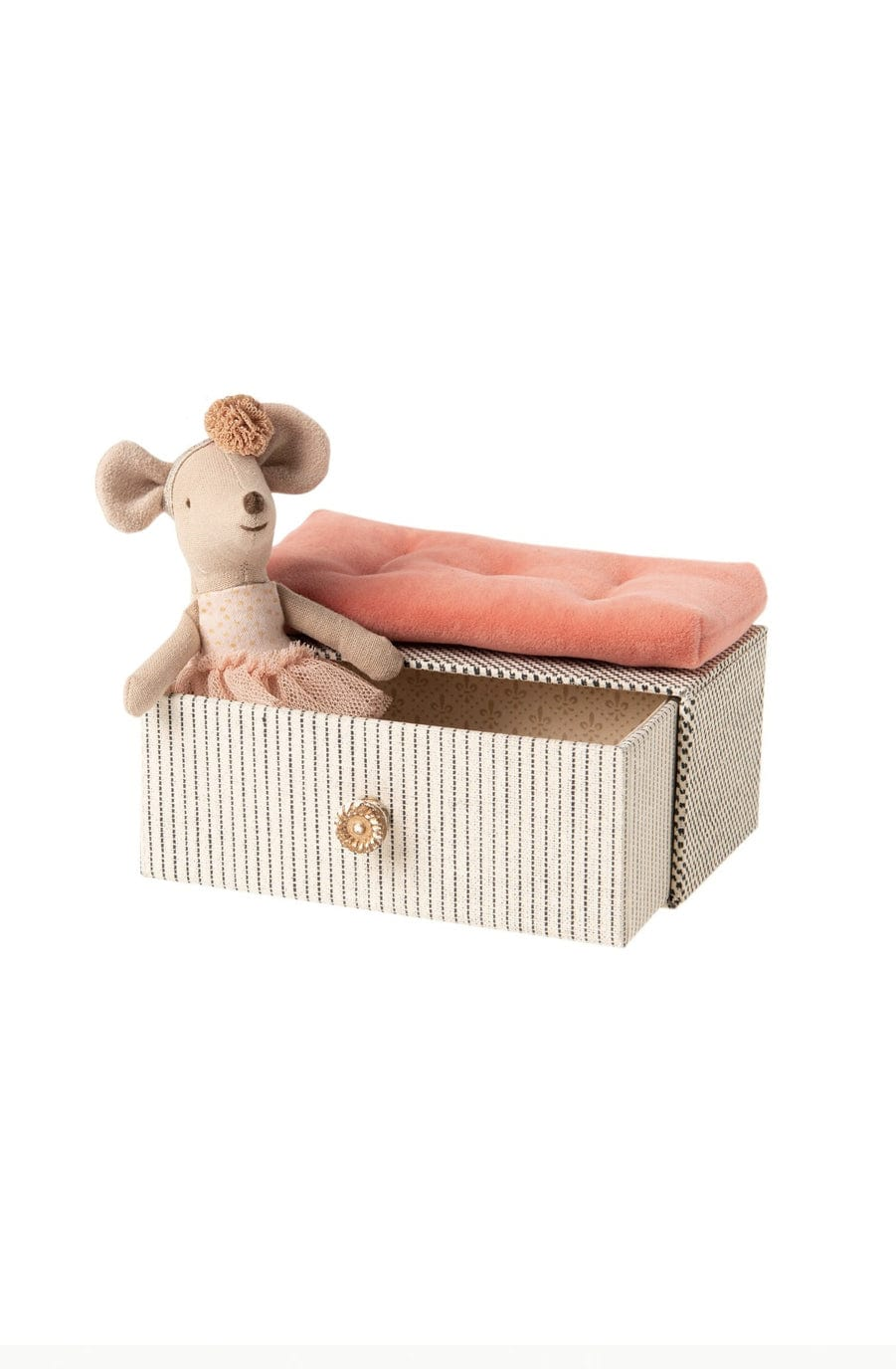 Maileg Dancing Mouse in Daybed - Hello Little Birdie