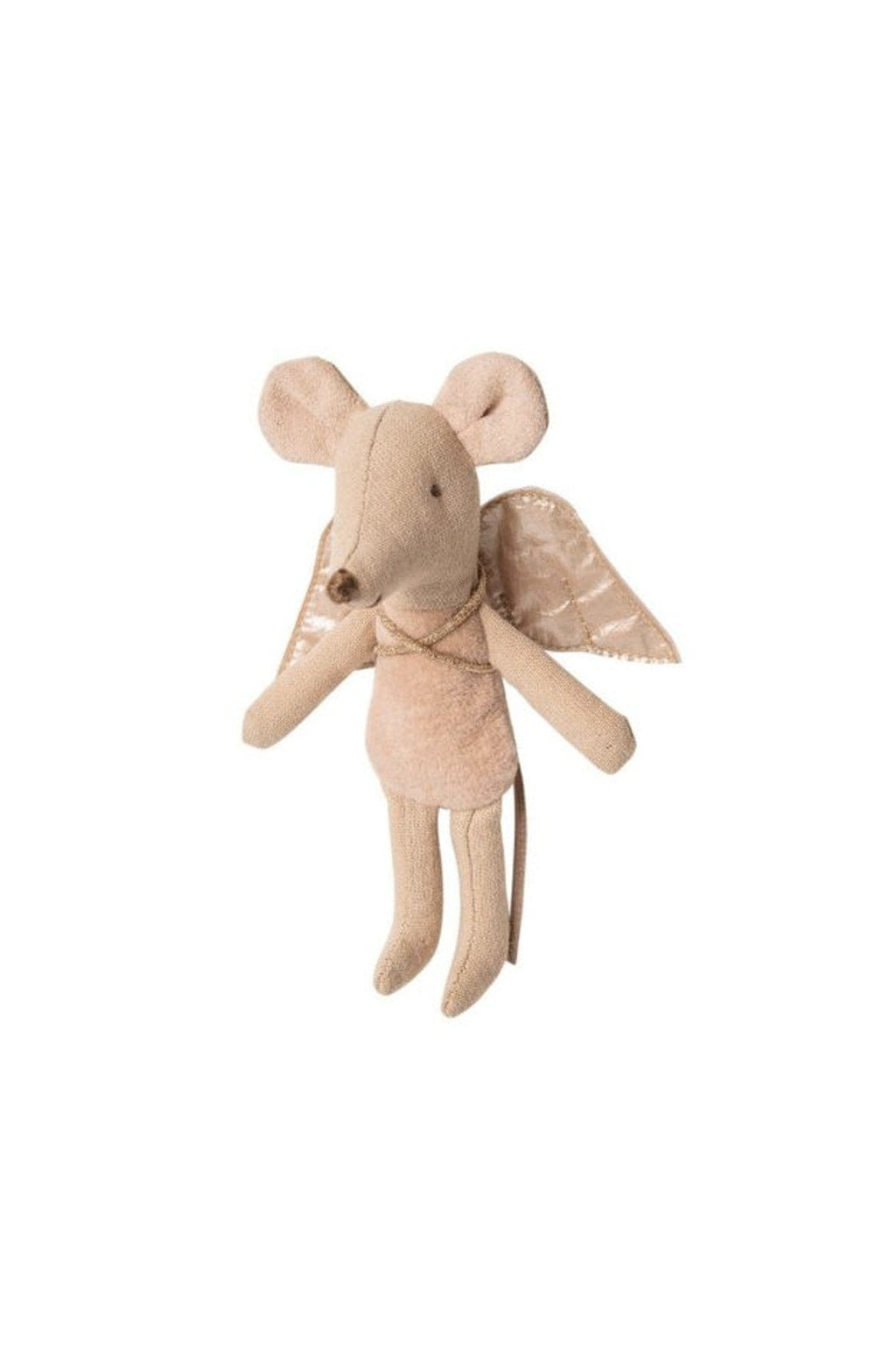 MAILEG FAIRY MOUSE DUSTY DUSTY PINK - Hello Little Birdie