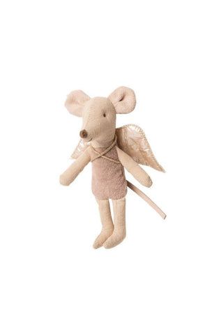 MAILEG FAIRY MOUSE DUSTY DUSTY LILAC - Hello Little Birdie