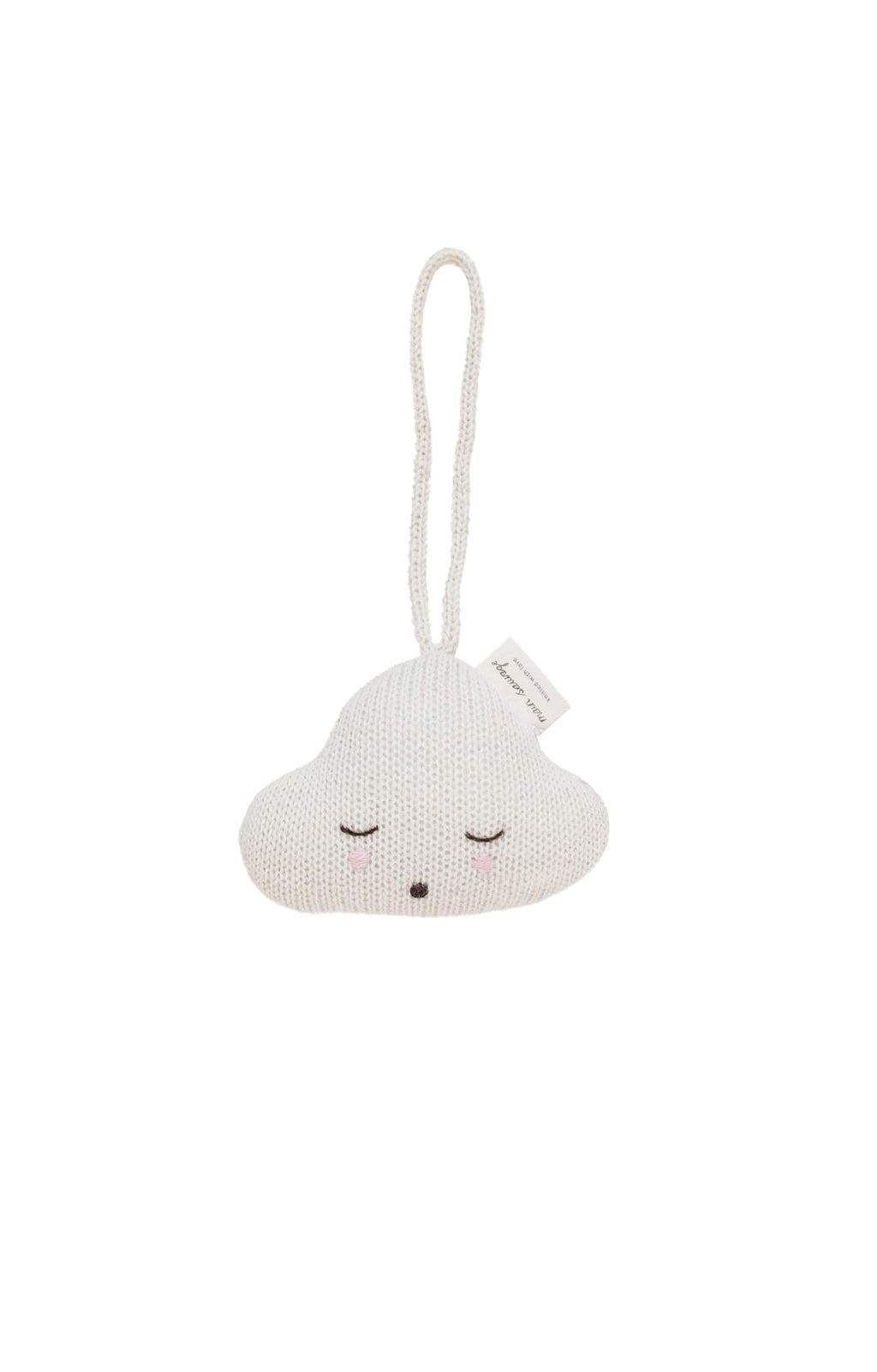 Main Sauvage cloud hanging rattle (Pre-Order Feb)