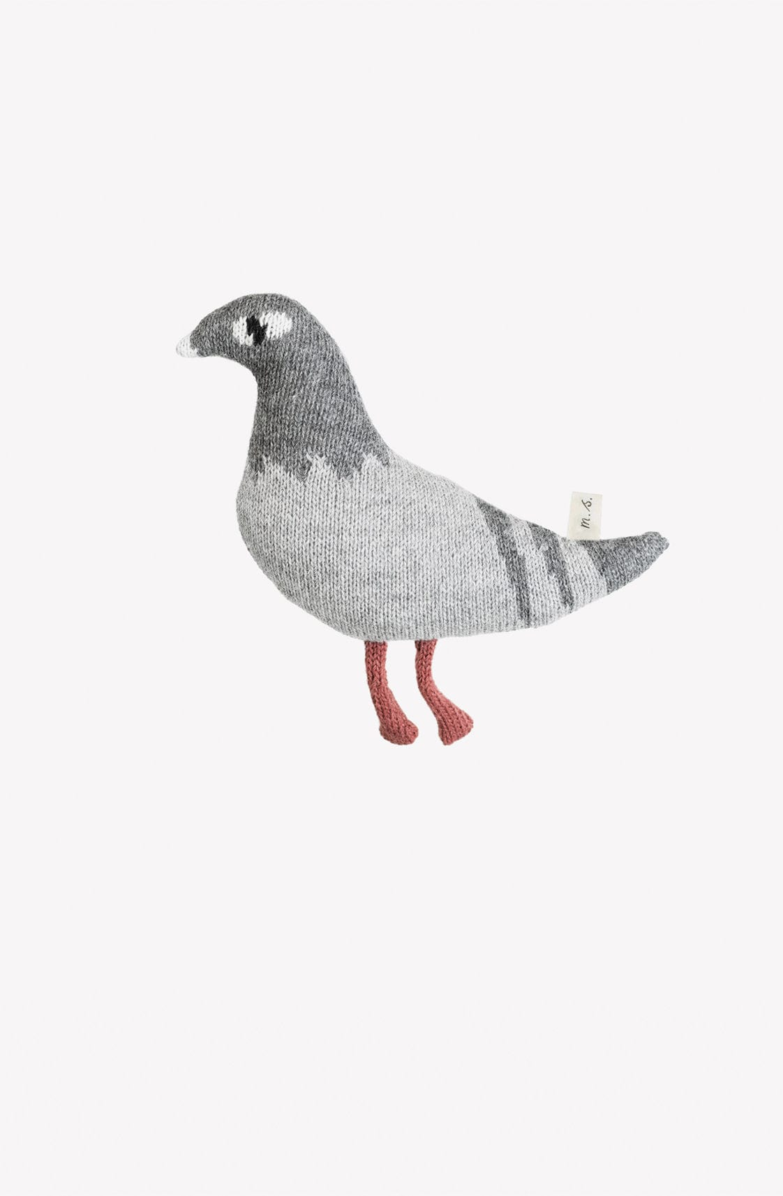 Main Sauvage Pigeon Knit Toy - Hello Little Birdie