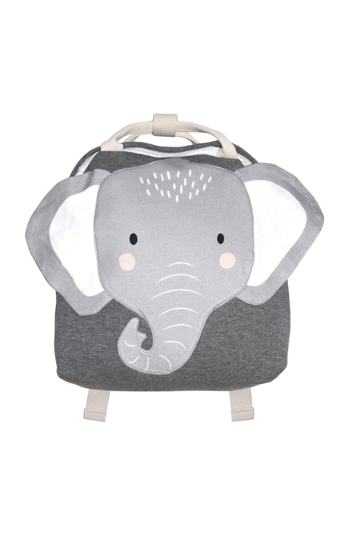 Mister Fly Elephant Back Pack Grey - Hello Little Birdie